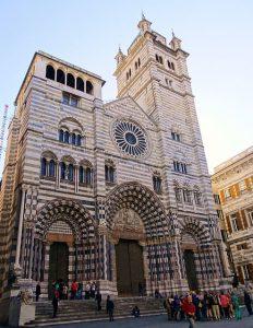 genova cattedrale san lorenzo